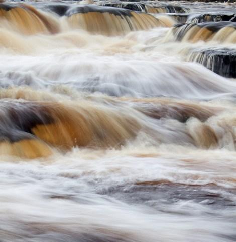 River Ure © flickr: M Hillier