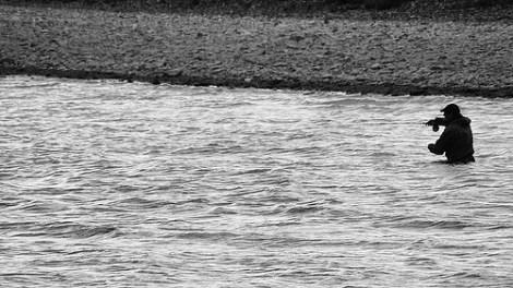 Forelle Aesche Fliegenfischen Rutland Water Bank Fishing2