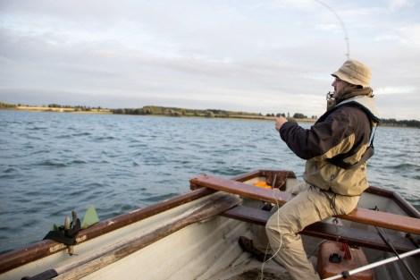 Orvis Access Stillwasser Fliegenfischen2