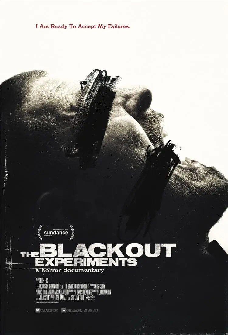 The-Blackout-Experiments