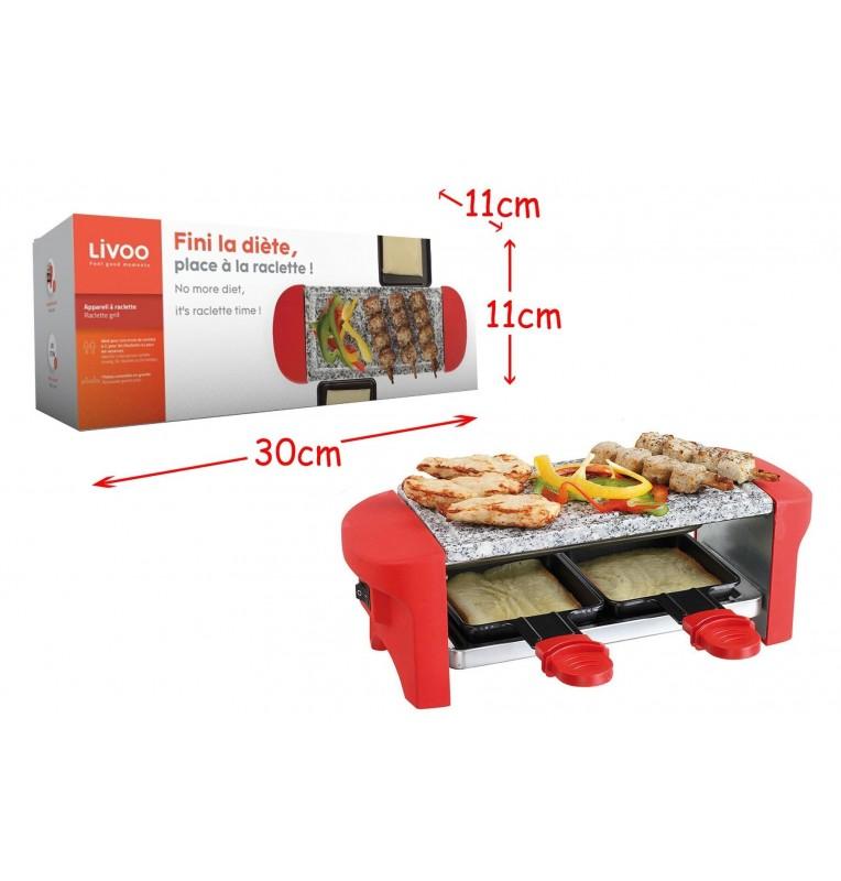 machine a raclette electrique 2 personnes