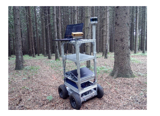 forest robots
