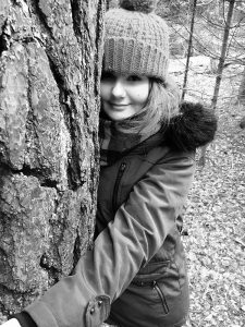 Caitlin Keddie, Forest Therapy Guide