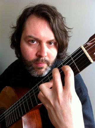 Simon Duchesne - Guitare