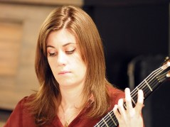 Marie-Soleil Fortier - Guitare