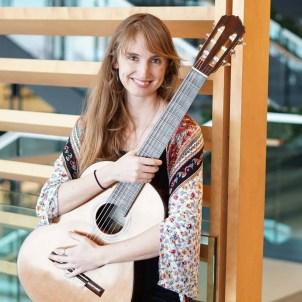 Marlène Demers-Lemay - guitariste