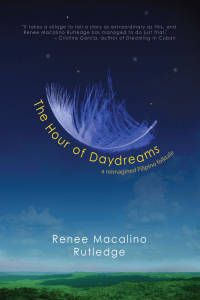 Cover Reveal: The Hour of Daydreams