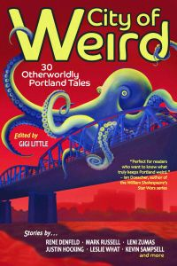 Cover Reveal: City of Weird