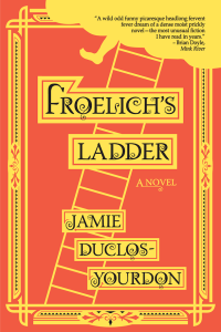 New Cover: Froelich's Ladder