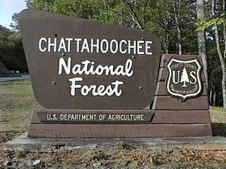 Chattahoochee National Forest Campgrounds
