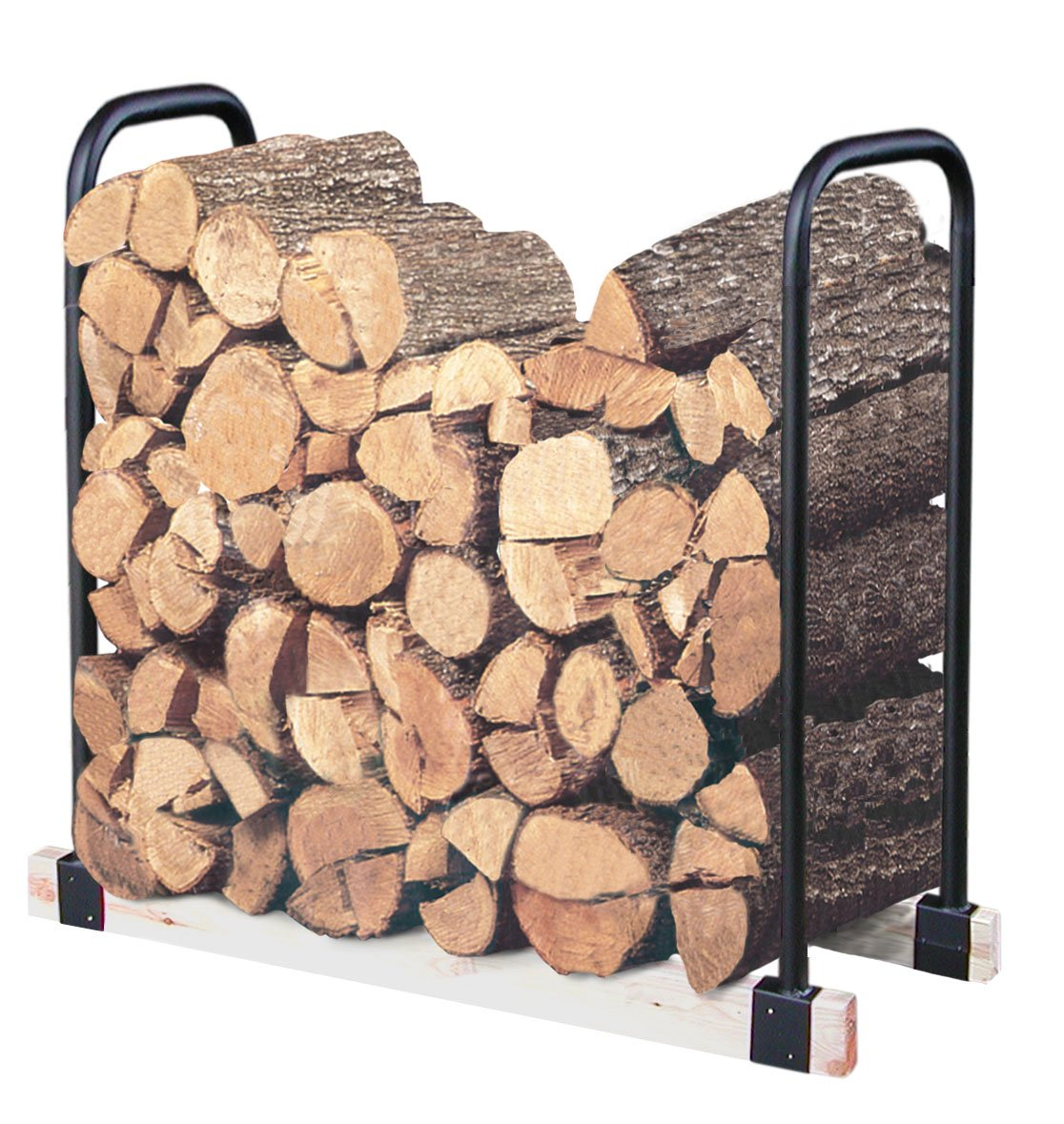 Landmann_USA_82424_Adjustable_Firewood_Rack,_Up__to_16-Feet_Wide