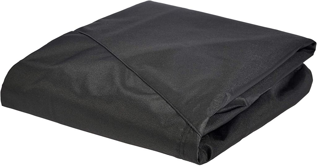 AmazonBasics_durable_Black_Gas_Log_Splitter_Cover