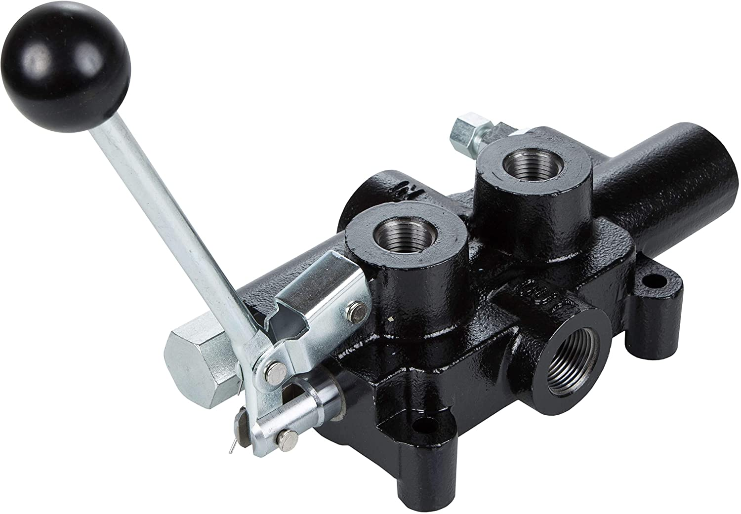 RuggedMade 25-GPM_Auto_Return_Hydraulic_Log_Splitter_Directional_Control_Valve