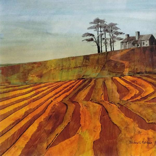 Michael Morgan Artist - Limited Edition Prints Forest