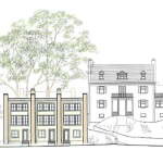 Plans for six additional homes unveiled for 3101 Albemarle Street (UPDATED)