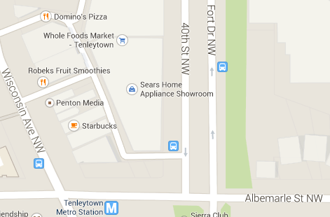 From Google Maps.