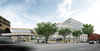 A first look at plans for 4250 Connecticut's renovation