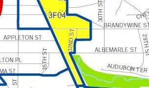 "To fill vacant seat, ANC 3F seeks ""Eleanor Holmes Norton"" of SMD 3F04 (and more June ANC news)"