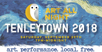 Enjoy local artists, performers, food and drink Saturday at Tenleytown Main Street's Art All Night event