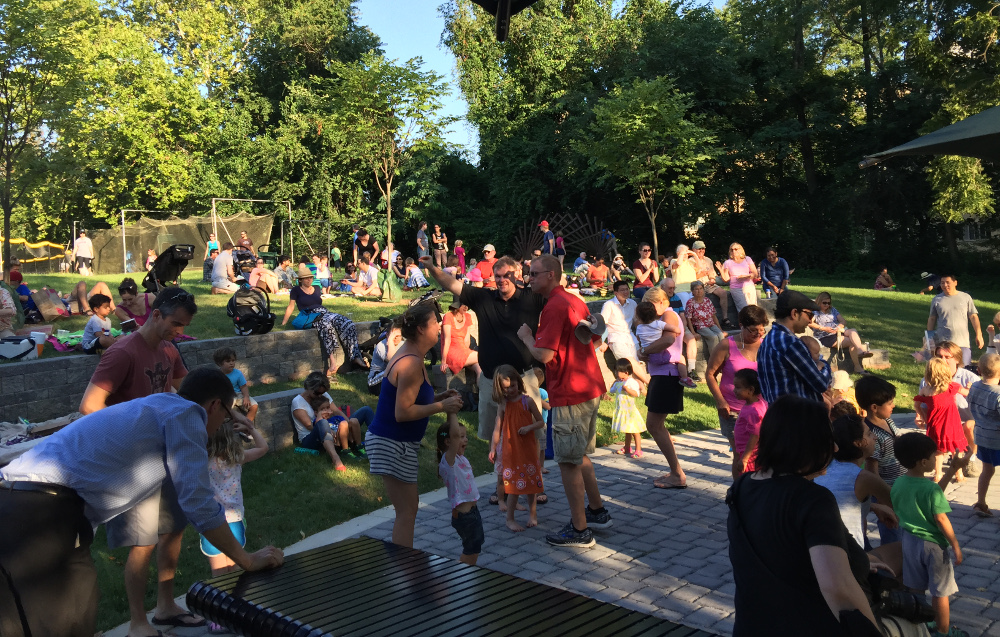 August 2015 concert in the park 3