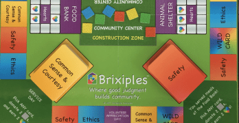 Meet your neighbors update: Kickstarter success for kids' game on ethics and courtesy
