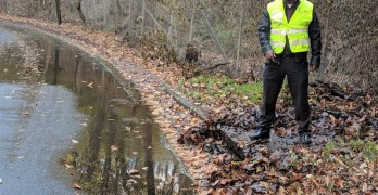 DDOT and DC Water resolve one icy hazard on Broad Branch Road