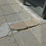 Help ANC 3F survey our sidewalks and record trouble spots