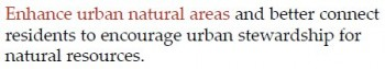 """One of the """"Six Big Ideas"""" in the 2010 CapitalSpace Plan."""