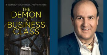 "FHC Presents: ""Demon in Business Class"" book talk at Soapstone Market"