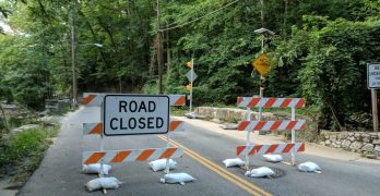 UPDATE: Broad Branch Road closed between Brandywine and Beach Drive