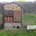 "Backyard Nature: Snug as a bug in an ""insect hotel"""