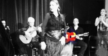 Meet your neighbors update: New fall classes from our Flamenco dancer