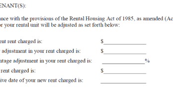 A letter to the editor: DC's Office of the Tenant Advocate responds to our rent increase challenge piece