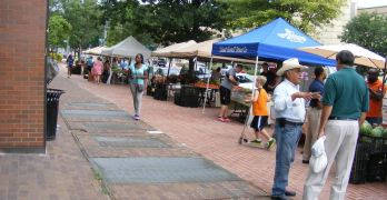 Apply now to sell your handmade goods at the 2017 UDC farmers market