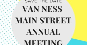 We're all invited to Van Ness Main Street's annual meeting this Saturday