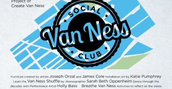 The artists, dancers and activities at this Saturday's Van Ness Social Club