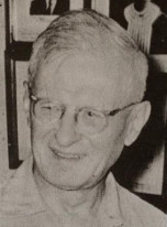William F. Meggers (courtesy of the National Institute of Standards and Technology digital archives)