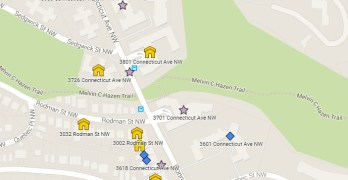 Is that a condo, co-op or apartment? It's all on this neighborhood map