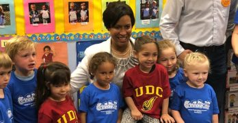 Ward 3 getting more public pre-K3 spots, and they'll be at UDC