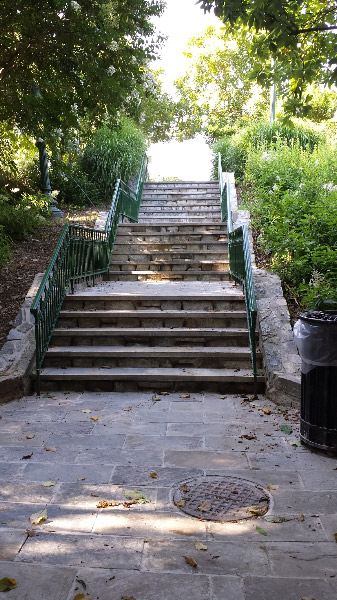 Steps to Embassies