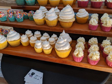 On Nov. 9 Mama Kat's Sweets participated in a pop-up at Urban Pioneer Group, 7503 Madison. | Photo by Maria Maxham