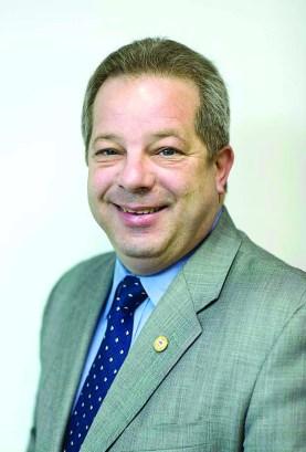 Former Forest Park mayor Anthony Calderone | File photo