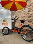 Look for the Popify bike around town this summer. | Photo provided