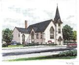 Forest Park Baptist Church rendering (Court Tom Holmes)
