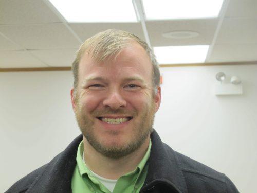 Matt Brown (JEAN LOTUS/Staff)