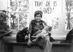 Virginia Moe was the personification of Trailside Museum, according to Jane Morocco's new book. | Courtesy Jane Morocco