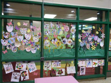 Forest Park Preschool's Family Flower Garden