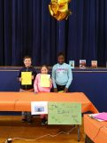 Your 2015 Battle of the Books winning team- The Eagle's Nest