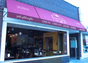 Relax and enjoy the open window dining experience on Madison St.