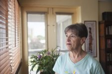Forest Park resident Janine Katonah's life turned upside down on Sept. 8, 1994 when USAir Flight 427 crashed, killing her husband, Joel Thompson, and 131 other passengers and crew. | WILLIAM CAMARGO/Staff Photographer
